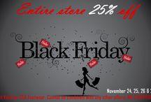 * Black Friday 2017 *
