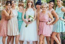 Wedding - Theme, Inspiration and Planning / by Casey Zaberdac