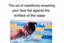#Swim / Swimming