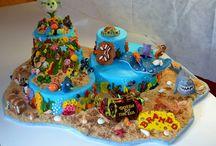 Finding Nemo - My Nemo cake / La mia torta più bella