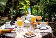 Café da Manhã - Hotel Breakfasts
