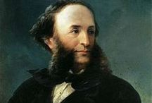 Ivan Konstantinovič Ajvazovskij (1817-1900) / Romantistic painter Russian