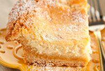 gooey cakes / by Tonya Watkins