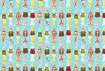 Fabric / by Dana Schmidt-Rosen