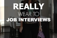 Career Fashion / Interview wear