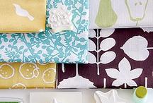 Fabric I <3 / by Stephanie Evans