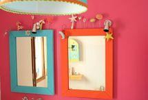 Baños Color / Baños con toques de color, ideas para dar intension a la decoracion del baño