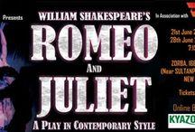 KyaZoonga.com: Buy tickets for Romeo & Juliet, Delhi /