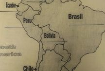 Maps Argentina & South America