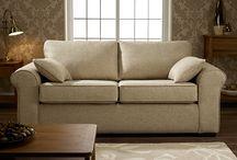 Sofa's / Room Set Photography
