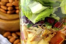 Food in Jars / salads, soups and desserts in jars / by Flavour & Savour