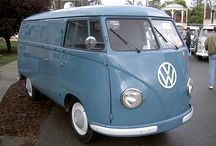 Cars: VW Vans / VW / by Mike's Boarding House