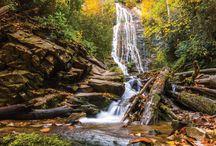 Cherokee Waterfalls
