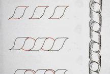 dibujo creativo a lapiz