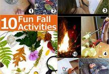 Fall activities  / by Kristi Schultz