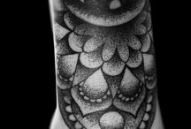 Tattoos by ZsuzsInk