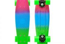 Penny skateboard