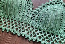 *crochet bikini*