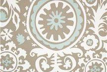 Fabric Love / Favorite Fabrics