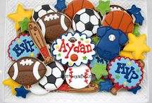 Icing Ideas: Sports