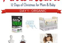 Baby and Kids Gift Ideas / by Rebecca H.
