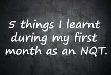 Teacher Blogs / Great blogs for teachers offering tips and advice