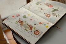 Sketchbook / by Kokeshette