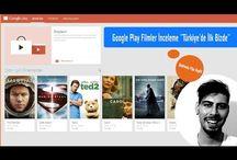 Google Play Filmler İnceleme ''Türkiye'de İlk Bizde''