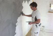 Wall Finish