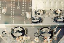 White Wedding Ideas / White Wedding Ideas and Inspirations