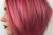 Farga hår