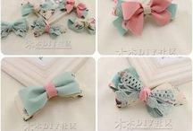 DIY - Bows&Accesories