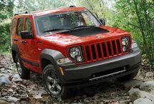 Jeep Liberty KJ KK