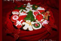 Muffin, biscotti, cakepop e cupcake natalizi
