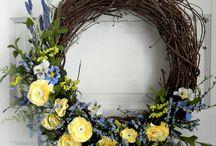 Wreaths / by ༺Frankie Ann༻