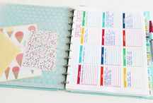 PLANNERS and PRINTABLES / by Patricia Hinson