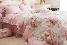 bed cover with style