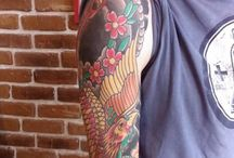Phoenix Tattoos / Phoenix tattoos are a hot favorite among both, men as well as women and they can be featured on almost any part of the body to create an exquisite effect. - http://fabulousdesign.net/phoenix-tattoos/