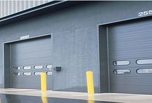 Thermacore Heavy Duty Doors: 592, 599, 591 Series / One of the reasons so many clients turn to the professionals at Overhead Door Company of The Meadowlands & NYC is our ability to help provide the right solution to meet your specificrolling door requirements. From functional and affordable counter doors to top-of-the-line Thermacore® sectional steel doors, we have the inventory and expertise to help you select the right roll up door for any project and application.