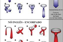 Nó para gravata