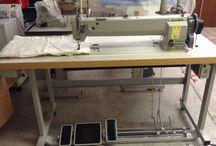 Industrial Sewing / Industrial Sewing Machines