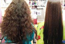 Japanese Permanent Hair Straightening , by Shruti's Salon