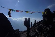 Mera Peak climbing photos / we exguides treks & expeditions 14 years experienced and running mera peak climbing cheap price with best service even best safety way also success . mera peak is one of most papular peak climbing in nepal and its self also beautiful even mera peak is best panoromic view point. please for more info : info@exguidestreks.com