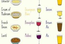 Alcohol Pairings