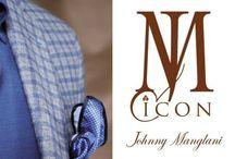 JM ICON Johnny Manglani / Золотое сечение — главный принцип JM Icon — премиальной линии Uomo Collezioni.