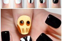 Nailed it!! / Manicures and pedicures of all sorts of awesome and pretty! / by Tátlyn Miller