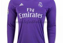 Real Madrid fodboldtrøjer 2016-17 / Køb Real Madrid trøje 2016-2017 online,billige Real Madrid hjemmebanetrøje/udebanetrøje/målmandstrøje/langærmet fodboldtrøjer tilbud med lav pris og hurtig levering.