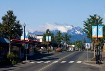 #downtowncourtenay #5thStreet / Everything 5th Street in Downtown Courtenay BC Canada!