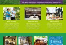 Eszter Morell's webdesign works