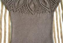 topuri tricotate